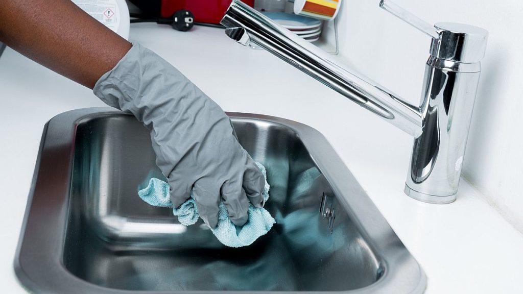 Coronavirus Pautas para limpieza