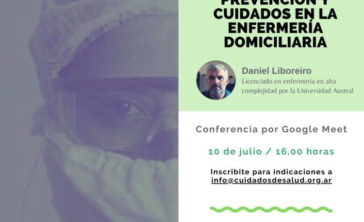 Conferencia virtual: COVID 19